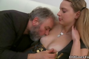 this old guy acquires favourable with jane when