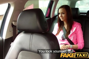 faketaxi breathtaking natural tits and taut young