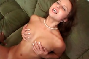 weird game with brunette d like to fuck who
