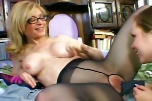 nina hartleys mature and younger women