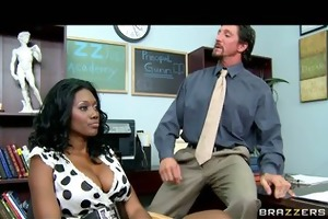 hawt black ebony milf will do anything for her