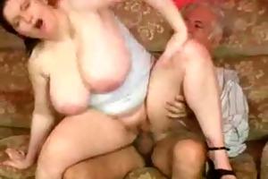 corpulent wife fucking grandpa by snahbrandy