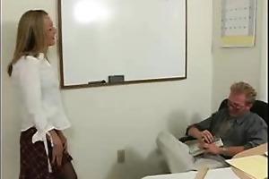 glamorous lexie seducing her teacher to sex