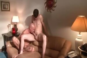 brothers hawt boyfriend gets shlong sucked