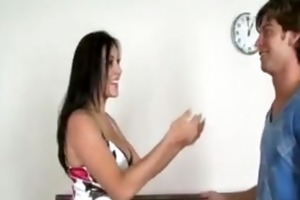 raylene. . . juvenile dude gets a lesson in