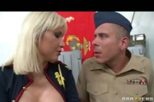 big tit euro french blonde gets her tight slender