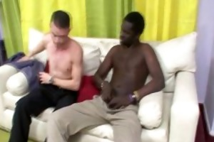 latino fellow acquires his cock drilled