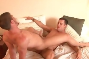 brothers sexy boyfriend receives cock sucked part3