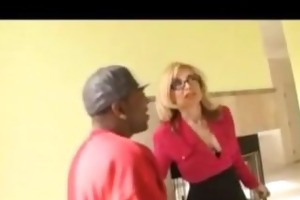 shorty is fucking yo mama-nina hartley