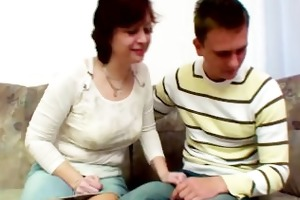 milf fucked by her bf