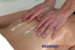 massage rooms horny young large boobs gal has