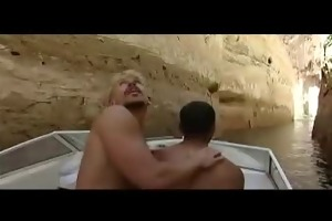 hawt curly daddy fucks blonde twink then a