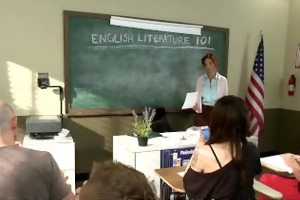 home invasion acquires college teacher