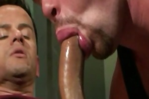 jack london and ryan starr - attractive dilf