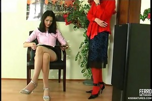 lesbian older and young girl