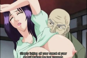 japanese hentai mamma with biggest jugs receives