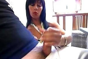 italian mother caught her boy stroking