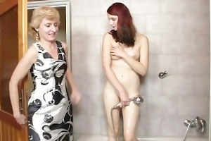 nasty time with sons gf