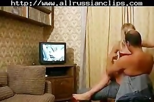 russian young blond hottie gets fucked anew