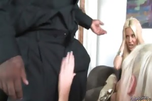your mother goes for a large darksome cock 15