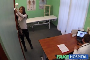 fakehospital young woman with mind boggling body