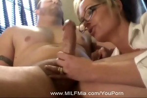 fuck this secretary shes been bad!!