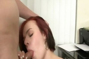 natali laroux - beautiful redhead legal age