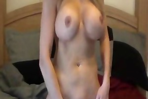 d like to fuck is home alone and likes it is