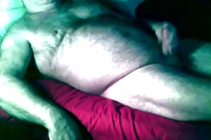 66 year old old man cumming 10ew