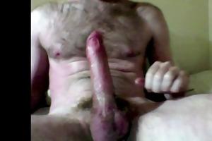 dad webcam massive dick lengthy large ramrod cum