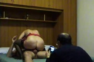 amateur italian cuckold filming his wife