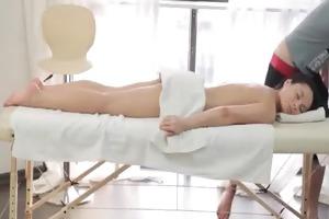 rouh sex after a gentle massage 20