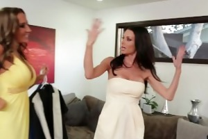 babes richelle ryan and veronica avluv sharing a