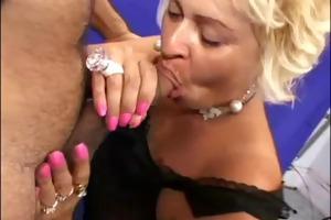 aged mccoy gets her soggy slit fucked