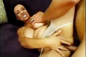 big tits aged drilled hard