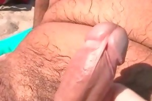 nextdoor guys having sex on the beach
