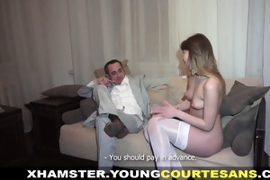 juvenile courtesans - courtesan pussy creampied