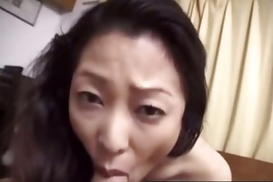 youthful japanese daughter fucked hard by dad