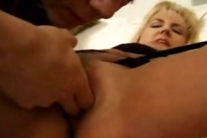 lustful wife drilled by youthful guy