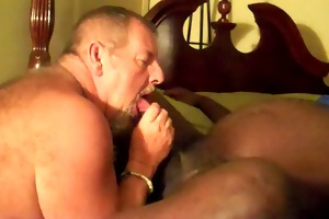 daddy suck darksome cock