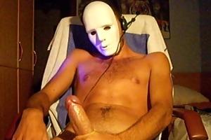 juvenile guy lengthy ramrod stroke and cum