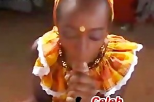 african legal age teenager satisfying her boss