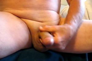 65 yrold grandpa #17 older penis close closeup