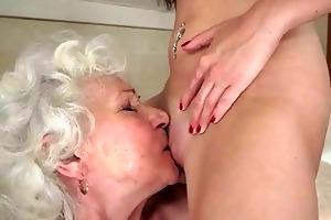 old vs juvenile lesbians