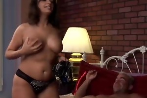very hot milf vannah enjoys a hard fuck