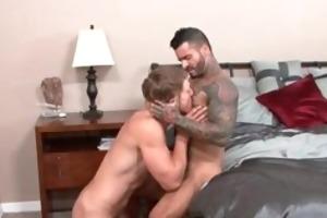 alex fucking three-some hunk up the anus part5