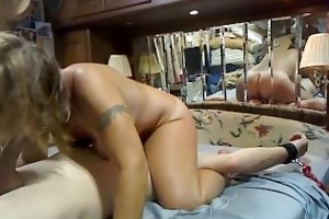 naughty likes to ride face dildos and suck/stroke
