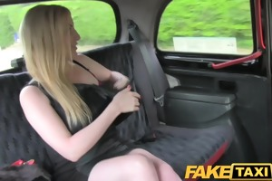 faketaxi blonde bombshell with great tits