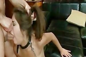 huge cock deep up her ass