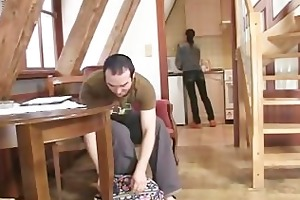 bf finds his cutie cheating
